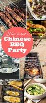 how to host a chinese bbq party omnivore u0027s cookbook