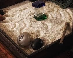 zen garden box etsy