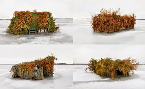 How To Make A Duck Blind The Strange Beauty Of Abandoned Duck Blinds By Dave Jordano