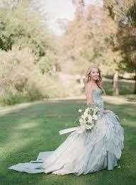 light blue wedding dresses blue wedding dresses bridal style trendy magazine