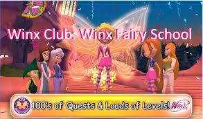winx club winx fairy mod apk android free download