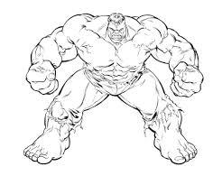 hulk color pages chuckbutt com