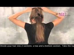 whirl a style how to make hairstyles with whirl a style