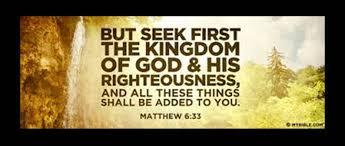 verses bible matthew 6 33 thepreachersword