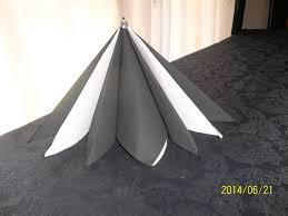 Pliage De Serviette En Papier 2 Couleurs Papillon by Latelierdaurore Over Blog Com L U0027atelier D U0027aurore Vous Propose