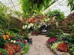 Botanical Gardens Cafe Melbourne by Fitzroy Gardens Flowers In Fitzroy Gardens Conservatory