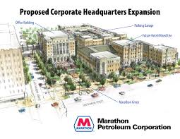 marathon petroleum confirms 80m project for findlay the blade findlay