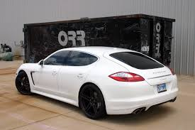 matte black porsche panamera white panamera s with 22