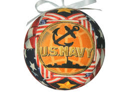 united states navy christmas ornament by by craftcrazy4u on etsy