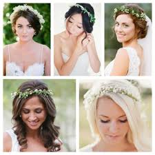 wedding flowers cape town wedding flower crowns style inspiration the caféthe