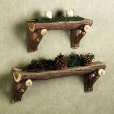 Wood Shelves Design by Furniture Creative Wood Wall Shelves Design Ideas For Christmas