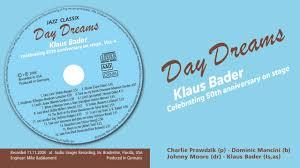 Versandhaus Bader Klaus Bader Spielt Easy Livin U0027 Jazz Youtube