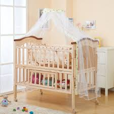 oak crib and changing table set baby crib design inspiration 17