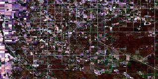 Satellite View Map St Malo Mb Free Satellite Image Map 062h07 At 1 50 000