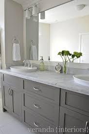 gray bathroom ideas best 25 gray bathrooms ideas on restroom ideas half