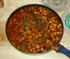 cuisine de biskra chakhchoukha