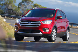Ford Escape Cargo Space - ford escape significant updates for 2017 get off the road