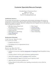 summary exle for resume summary exles for resume cliffordsphotography