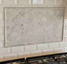 carrara marble subway tile kitchen backsplash beveled subway tile archives home stores