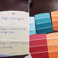 Paint Chips by Paint Chip Poetry Students Use Smilies Metaphors To Write A 3 4
