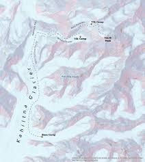Turbulence Map Usa by Nws Fairbanks Dss Denali Climbing Forecast