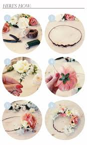 flower headbands diy 7 absolutely beautiful and adorable diy flower crown ideas