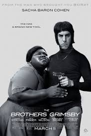 grimsby 9 of 10 extra large movie poster image imp awards