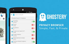 ghostery android android ghostery privacy browser lets you see and block tracking