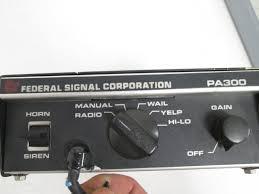 federal signal corporation pa300 wiring diagram efcaviation com