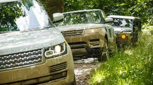 racing land rover driving experience off road expeditions land rover