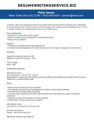 sample of comprehensive resume for nurses nurse resume examples of