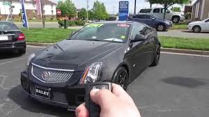 2013 cadillac cts v coupe walkaround start up exhaust tour and