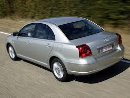 toyota avensis specs 2003 2004 2005 2006 autoevolution