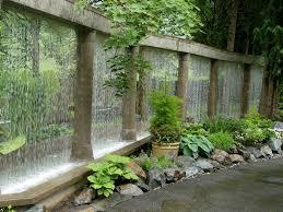waterfall garden plant u0026 they will come garden design
