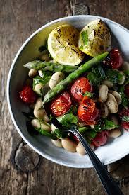 Mediterranean Style Food - mediterranean style cannellini bean salad oliver knight u2013 for