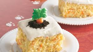 pineapple carrot cake recipe bettycrocker com