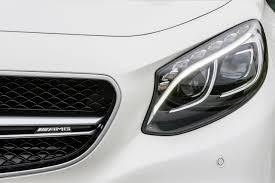 mercedes headlights 2014 mercedes benz s63 amg coupe headlights detail autonetmagz