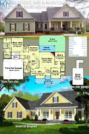 Country Style House Plans Plan 11745hz Classic Country Style Home Plan Architectural