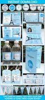 blue paris birthday party printables invitations u0026 decorations