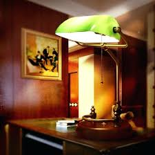 desk bankers desk lamp john lewis vintage banker table lamp
