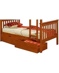 Slash Prices On Bunk Bed Kingdom Under Bed Storage Drawers Espresso - Under bunk bed storage drawers