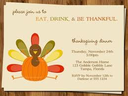 friendsgiving invitations announcements zazzle thanksgiving