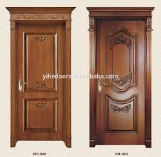 Wooden Main Door Main Door Design Wood Pakistani Kail Solid Wood Double Door Hpd410