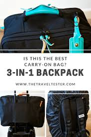 how many carry on bags allowed united is this travel backpack perhaps the best carry on luggage the
