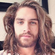 shoulder length 75 best shoulder length hairstyles for men in 2018