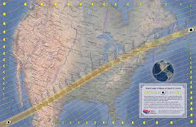 us weather map for april america s next total solar eclipse is just 7 years away