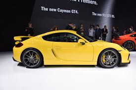 porsche cayman 2015 gt4 porsche reportedly prices cayman gt4 clubsport at us 165 000