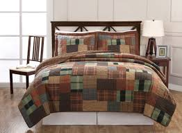 Masculine Bedding Masculine Bed Comforters With Retro Masculine Bedding Quilts Ideas