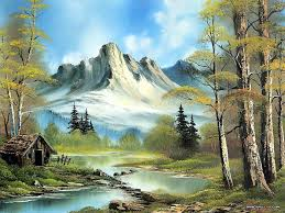 Mountain Landscape Paintings by High Quality Wholesale Mountain House From China Mountain House