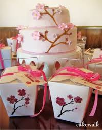 Cakewalk Mulan Cherry Blossom Birthday Cake Mulan Birthday